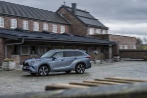 Toyota Highlander Electric Hybrid: comienza la preventa del gran SUV