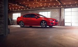 Subaru Impreza Sedán 2017, finalmente un tanto light