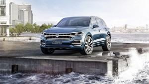 Volkswagen T-Prime Concept GTE, más cerca del nuevo Touareg