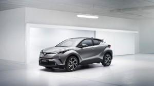 Podríamos ver un Toyota C-HR de altas prestaciones haciendo sombra al Nissan Juke Nismo