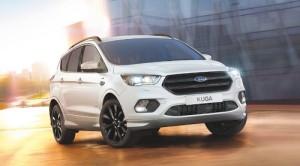 Ford Kuga ST-Line, el SUV recibe este nuevo acabado deportivo