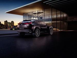 Lexus UX Concept, la carta nipona para el segmento de los B-SUV Premium