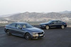 BMW Serie 5 2017, más tecnológico y confortable que nunca
