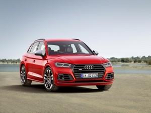 Audi SQ5 2017: más enérgico y eficiente tras pasarse a la gasolina
