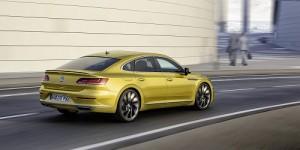 Volkswagen Arteon, una berlina con mucho músculo