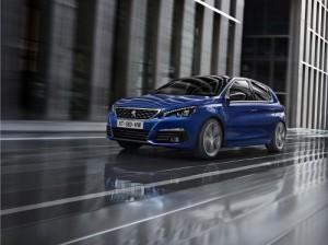 Peugeot 308 2017: leves cambios en su imagen, más tecnología, y mejoras mecánicas