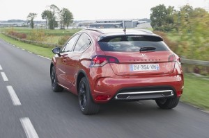 DS 4 Crossback Connected Chic, una nueva serie limitada enfocada en la tecnología