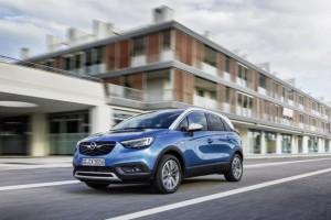 Opel Crossland X; Figueruelas atesora más de 50.000 pedidos del SUV