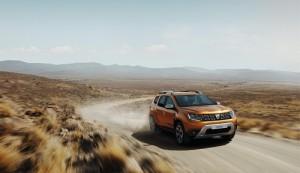 Dacia Duster 2018, sólida renovación para el SUV