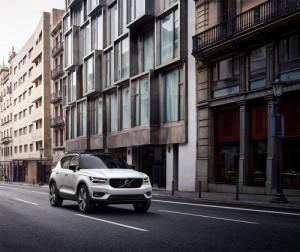 Volvo XC40 2018, la baza sueca para el segmento C-SUV premium