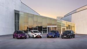 Toyota Aygo 2018: más tecnológico y juvenil