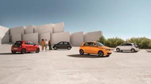 Renault Twingo 2019, pequeños cambios para el benjamín de Renault