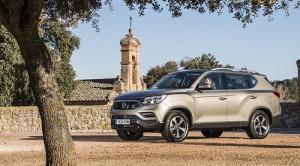 SsangYong Rexton 2019, ligera puesta al día para el SUV