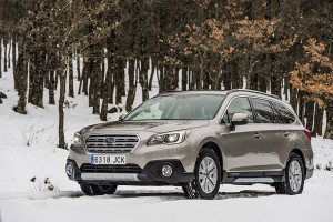 Subaru Outback 2015 al detalle