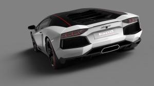 Pirelli y Lamborghini crean el Aventador LP700