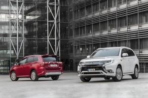 Mitsubishi Outlander PHEV 2019.5, ligeros cambios para el híbrido enchufable de referencia