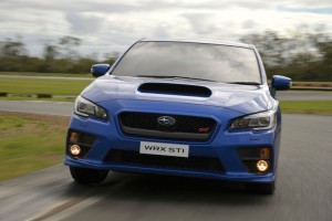 Nuevo Subaru WRX STI 2014