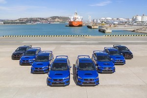 Subaru WRX STi Final Edition, una despedida excepcional en forma de una edición muy limitada, con apenas 8 unidades