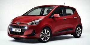 Hyundai i10: pequeños cambios para el benjamín de Hyundai