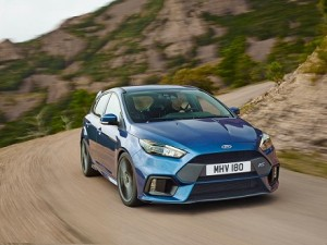 Un Ford Focus RS más radical podría estar en camino