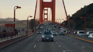 San Francisco, escenario de un proyecto de conducción autónoma conjunto de Uber y Volvo