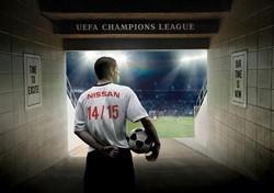 Nissan, patrocinador oficial de la UEFA Champions League