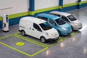 Nissan e-NV200, la furgoneta 100% eléctrica más vendida en Europa en 2016