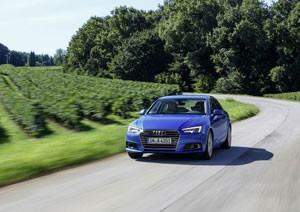 Cinco estrellas para el Audi A4 en los test Euro NCAP