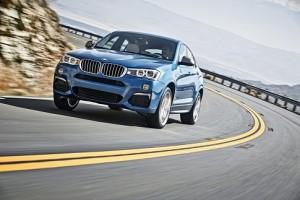 BMW X4 M40i, el más picante de los X4 parte de los 73.500 euros