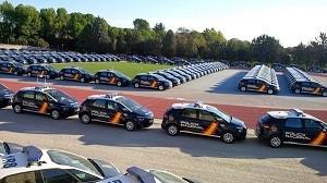 La Policía Nacional estrena 942 unidades del Citroën C4 Picasso BlueHDI