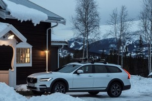 Volvo V90 Cross Country y Get Away Lodge, la pareja perfecta para la entrada de Volvo en el sector del turismo