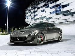 Maserati cumple cien años