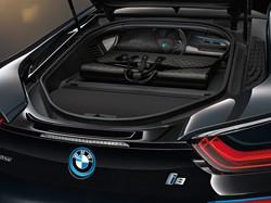 Equipaje en combinación con el BMW i8