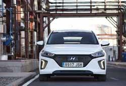 Cinco estrellas Euro NCAP para el Hyundai IONIQ