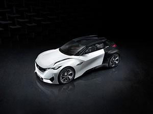 Peugeot Fractal; futuro sonido el�ctrico