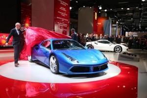 Ferrari 488 Spider, el nuevo cabrio del Cavallino