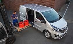 Opel refuerza su estrategia en vehículos comerciales