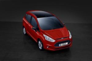 La gama Ford B-Max recibe la nueva Colour Edition además del motor 1.0 EcoBoost de 140 CV