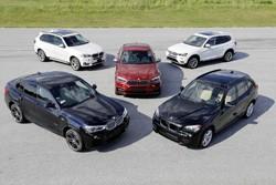 Quince años con la gama X de BMW
