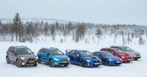 Subaru supera la barrera del millón de unidades vendidas en un solo año