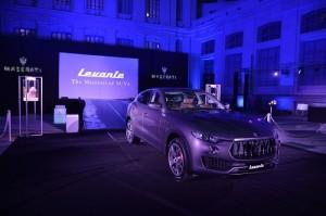 El Maserati Levante llega triunfante a España