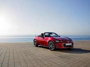 El nuevo Mazda MX-5 triunfa en los galardones World Car of the Year 2016