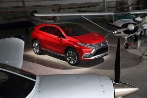 Avance Mitsubishi en el Salón de Ginebra 2015