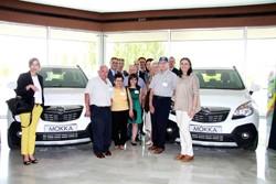 myOpel.es regala dos Opel Mokka en un sorteo