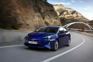 Toyota Prius 2016, ya disponible en España por menos de 30.000 Euros