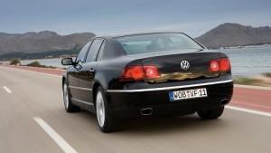 Volkswagen cesará la producción del Phaeton