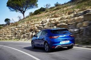 ¿Tracción total para el nuevo Renault Mégane RS?