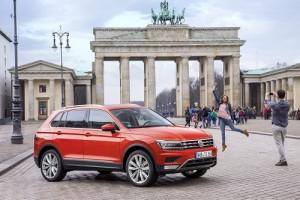 Volkswagen presenta en Berlín el nuevo Tiguan antes de su llegada en mayo a España