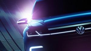Volkswagen presentará en Pekín un concept SUV que podría sentar las bases del nuevo Touareg