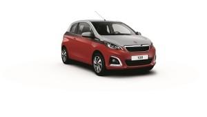 Peugeot 108, más personalización para el león más urbanita